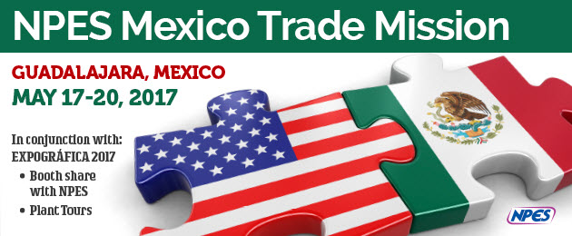 NPES 2017  TRADE MISSION TO MEXICO