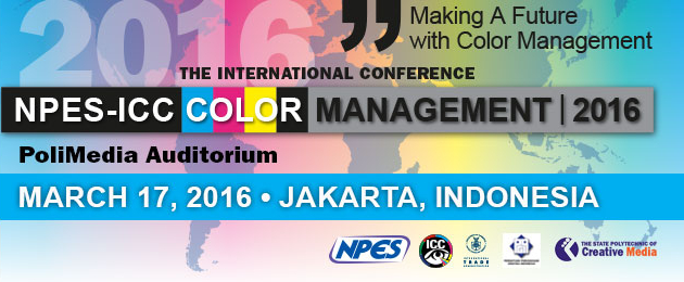NPES ICC Color Management Conference